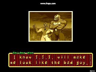 Конец игры Марвел Против Капкон за Человека Паука